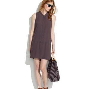 Madewell sleeveless tunic size Medium